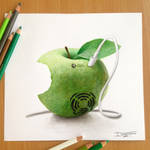 Apple Pencil Drawing