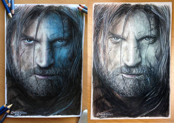 Drawings 3 years later by AtomiccircuS