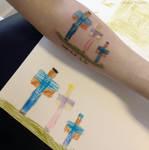 Fathers Love Tattoo
