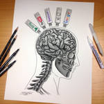 Instant Information Pencil Drawing