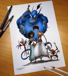 Creepy Aladdin