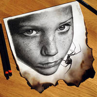 Burning Drawings by AtomiccircuS
