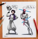 Aladdins wish drawing
