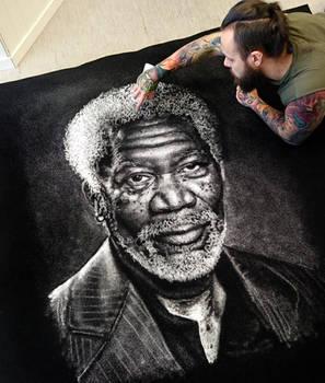 Morgan Freeman Made with SALT