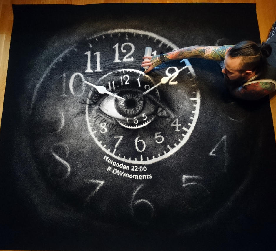 Time made with SALT by AtomiccircuS