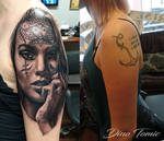 1 session cover up =)