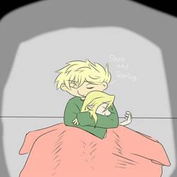 Hey Arnold - Sleep well darling by HelgaButtercup