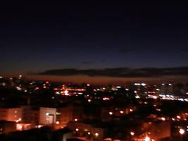 The Start of Dawn by bluehazerd