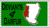 deviants4darfur Stamp by deviants4darfur