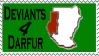 deviants4darfur Stamp by deviants4darfur