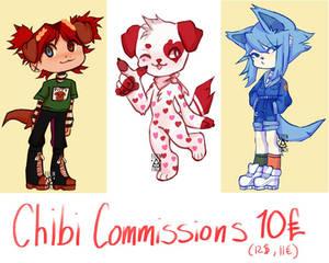 Chibi commissions! (Open)