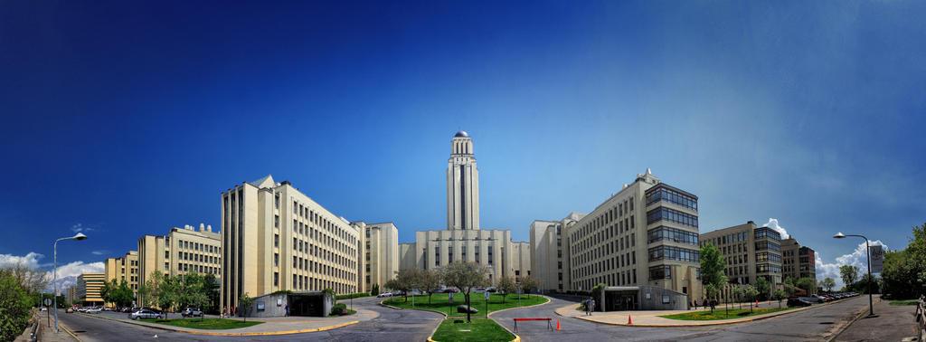 universite de montreal by oblious
