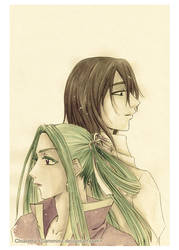 WindChild -Far Away by Sammina