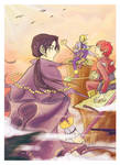 Akatsuki Fantasy Priest