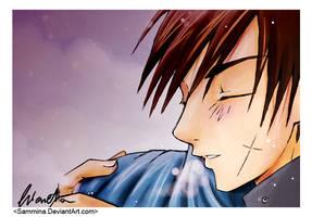 Sweet Panic .Sosuke. by Sammina