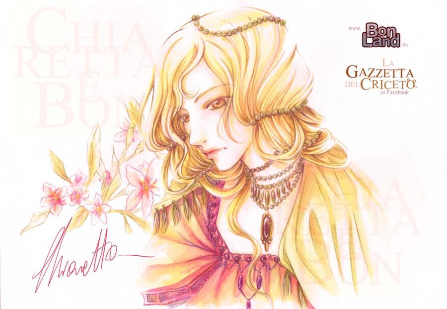 La Dama delle Perle by Sammina