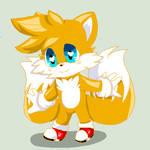Little pixel Tails