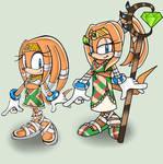 little Tikal and older Tikal