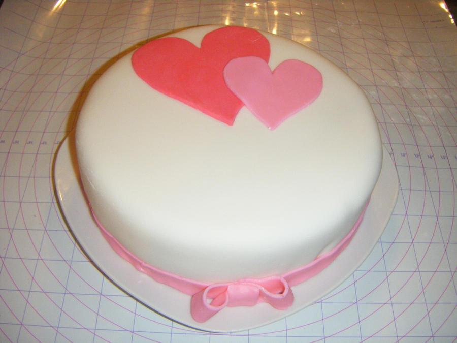 Best Valentine Cake Images : St Valentine CAKE by NinjaOnTop on DeviantArt