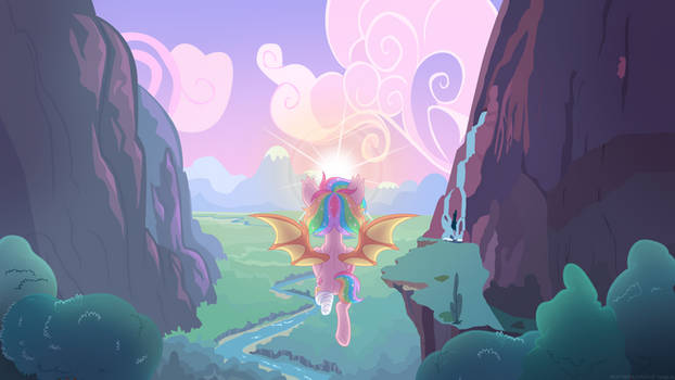 Dawn of Hope by taesuga