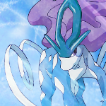 Suicune Icon by Kaguray