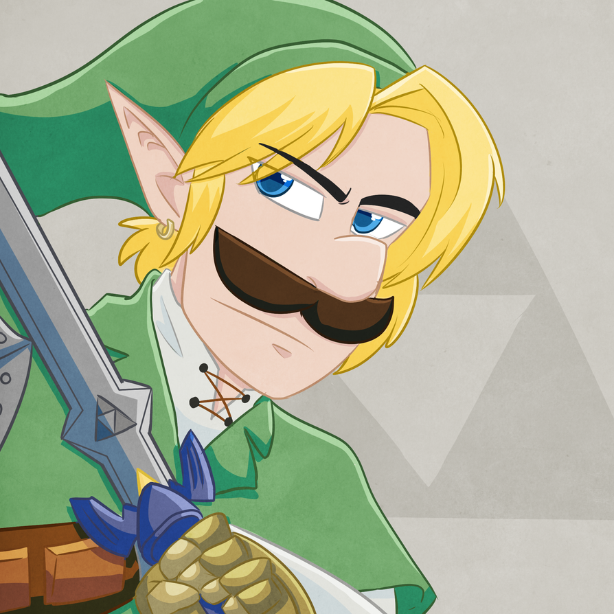 The hero of... the Mushroom kingdom? by Kaguray
