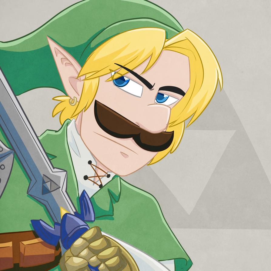 The hero of... the Mushroom kingdom? by Kaguray