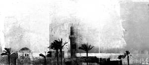 Mosque by the see