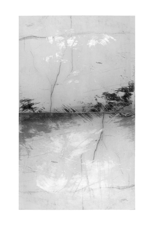 walls of silence III by iram