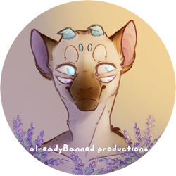 alreadyBanned productions icon - PERSONAL ART