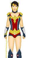 Earth 133: Wonder Woman