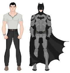 John Blake - Batman by Dudewithasmile
