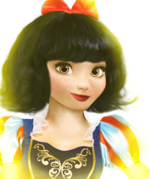 Snow White by Emiline729