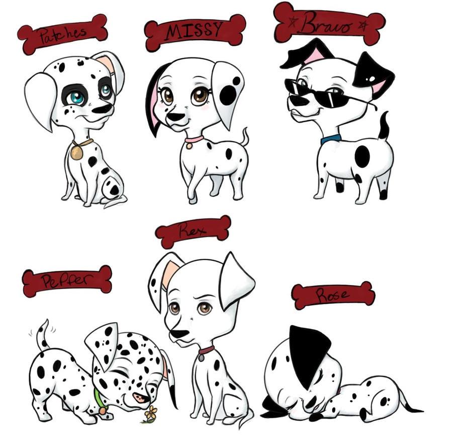 101 Dalmatians Part 3 by Emiline729