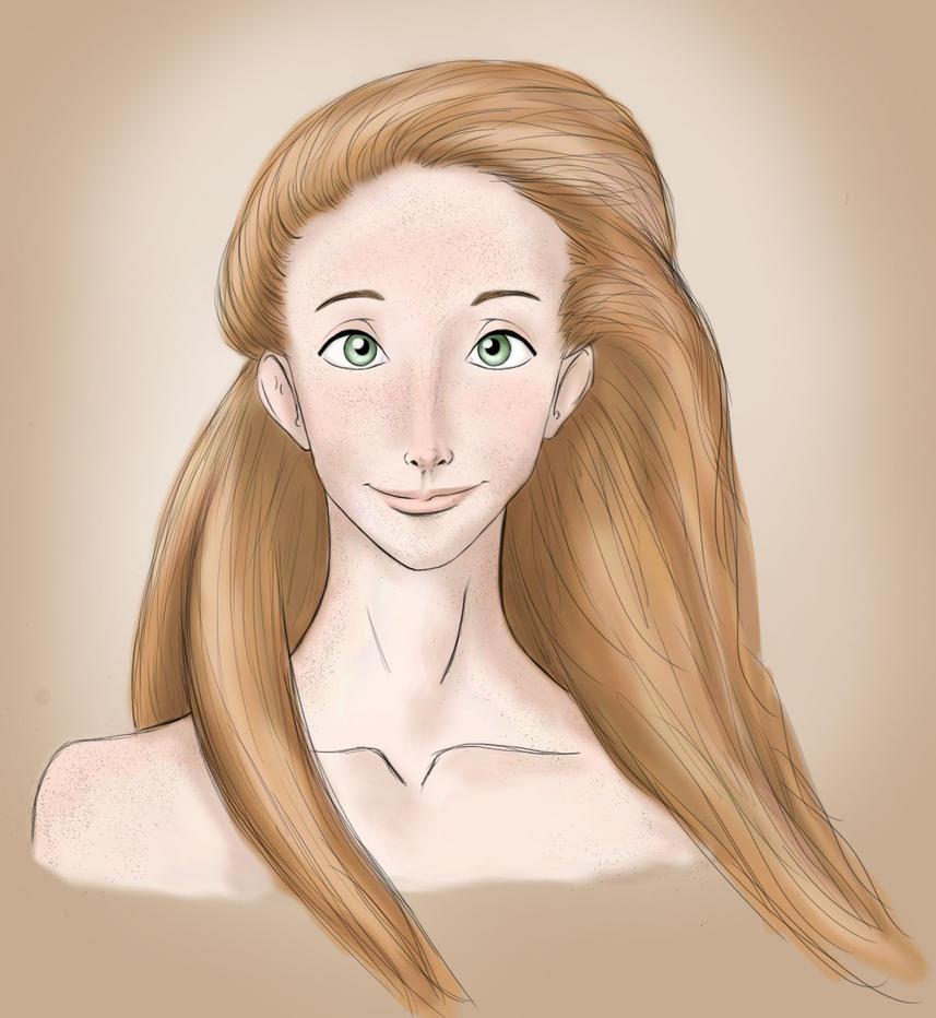 Corina Artemis McCoy by Emiline729