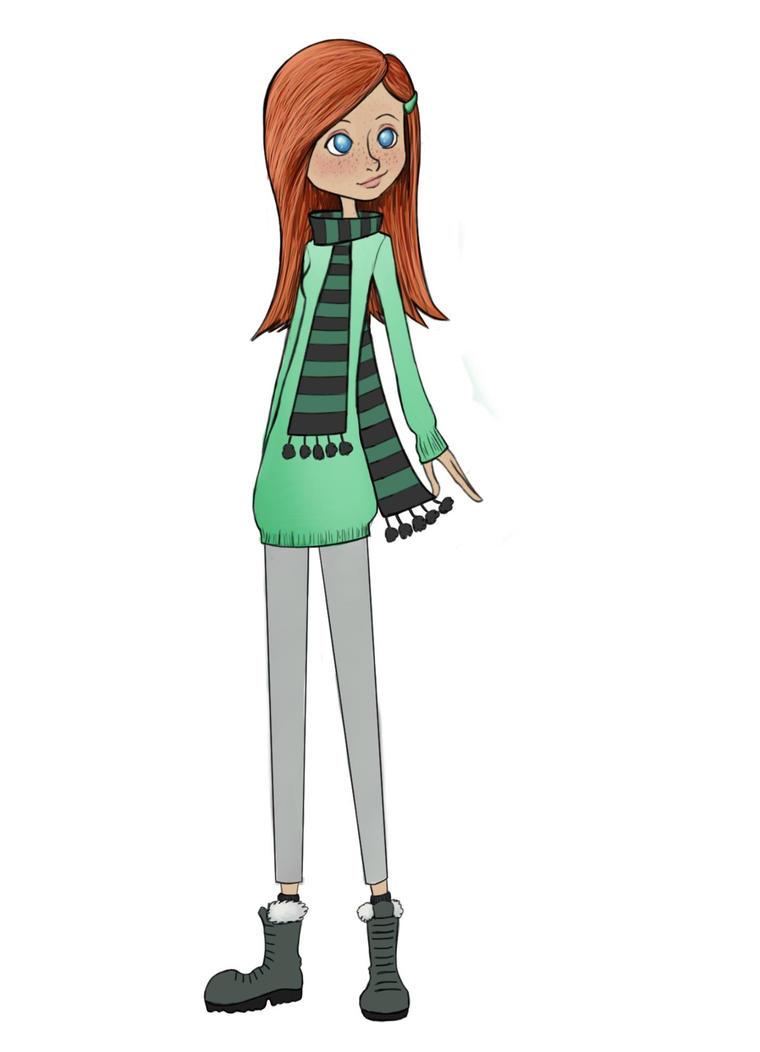 Lucy Weasley by Emiline729