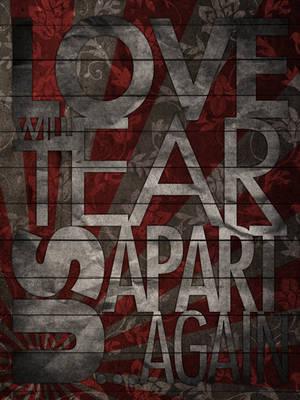 Love Will Tear Us Apart by durkheim