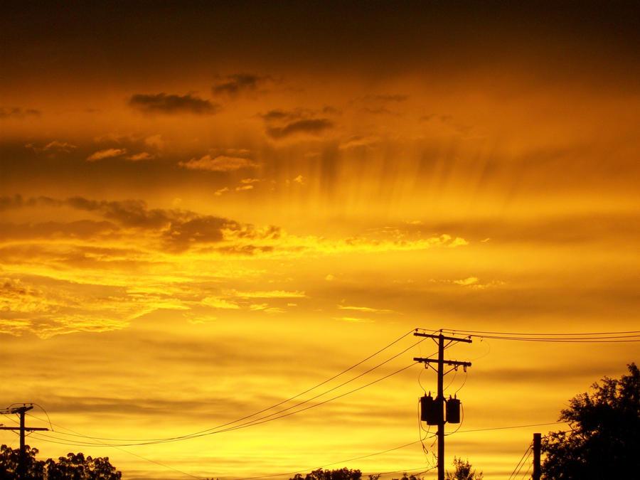 sunset after storm 2 by ozma914 on deviantart