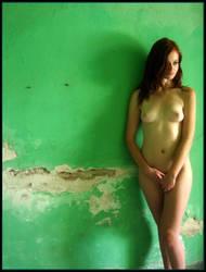 Pared Verde by Tittibum