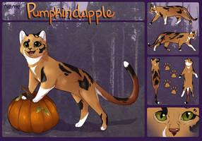 Pumpkindapple by xayari