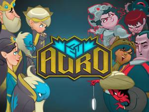 Auro Quest Expansion Kickstarter Banner