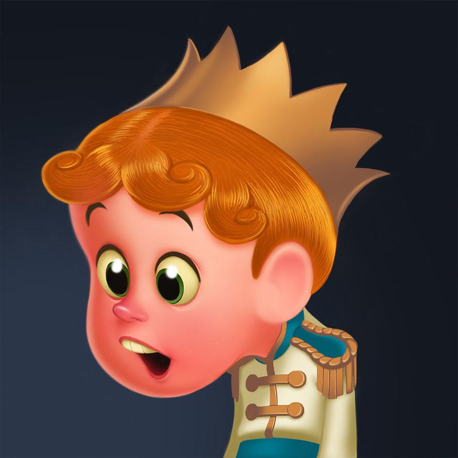 Roderick: The Bronze Prince by PickleStork
