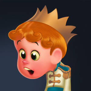 Roderick: The Bronze Prince