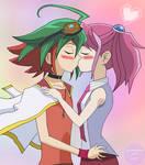 ~ Fruitshipping kiss ~