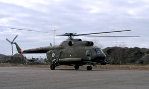 Finnish Mi-8