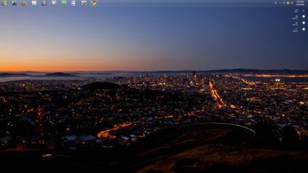 Latest Desktop by gaga25