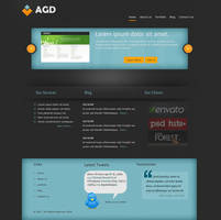 AGD Template by gaga25