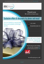 IBI store newsletter 2 by gaga25