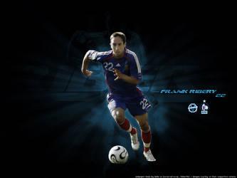 Frank Ribery by gaga25