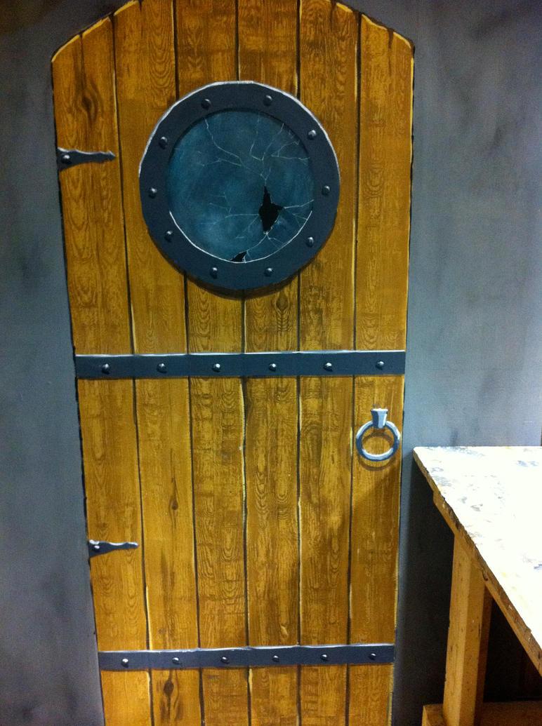 Old Ship Door by BATERR ... & Old Ship Door by BATERR on DeviantArt